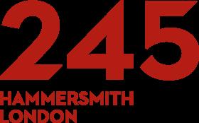 245 Hammersmith Logo
