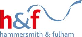 H & F logo